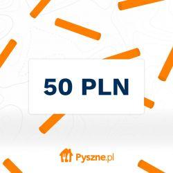 VOUCHER PYSZNE.PL - 50 PLN